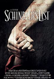cover of Schindler's List