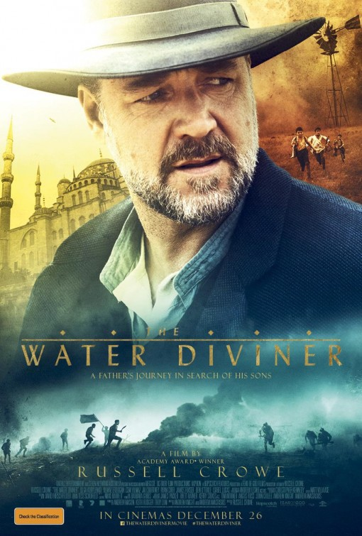 movie poster of The Water Diviner