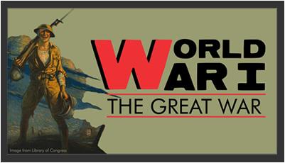 exhibit image: World War I: The Great War Exhibit