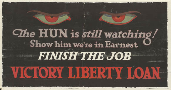poster from collection Posters from the First World War, 1914–1918