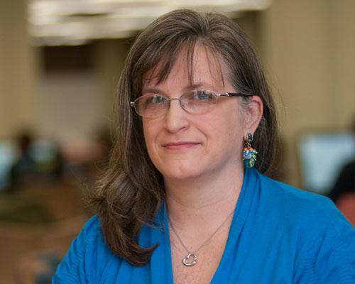 photograph of Kathleen Maloney