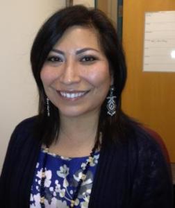 photograph of Lilliana Saldaña