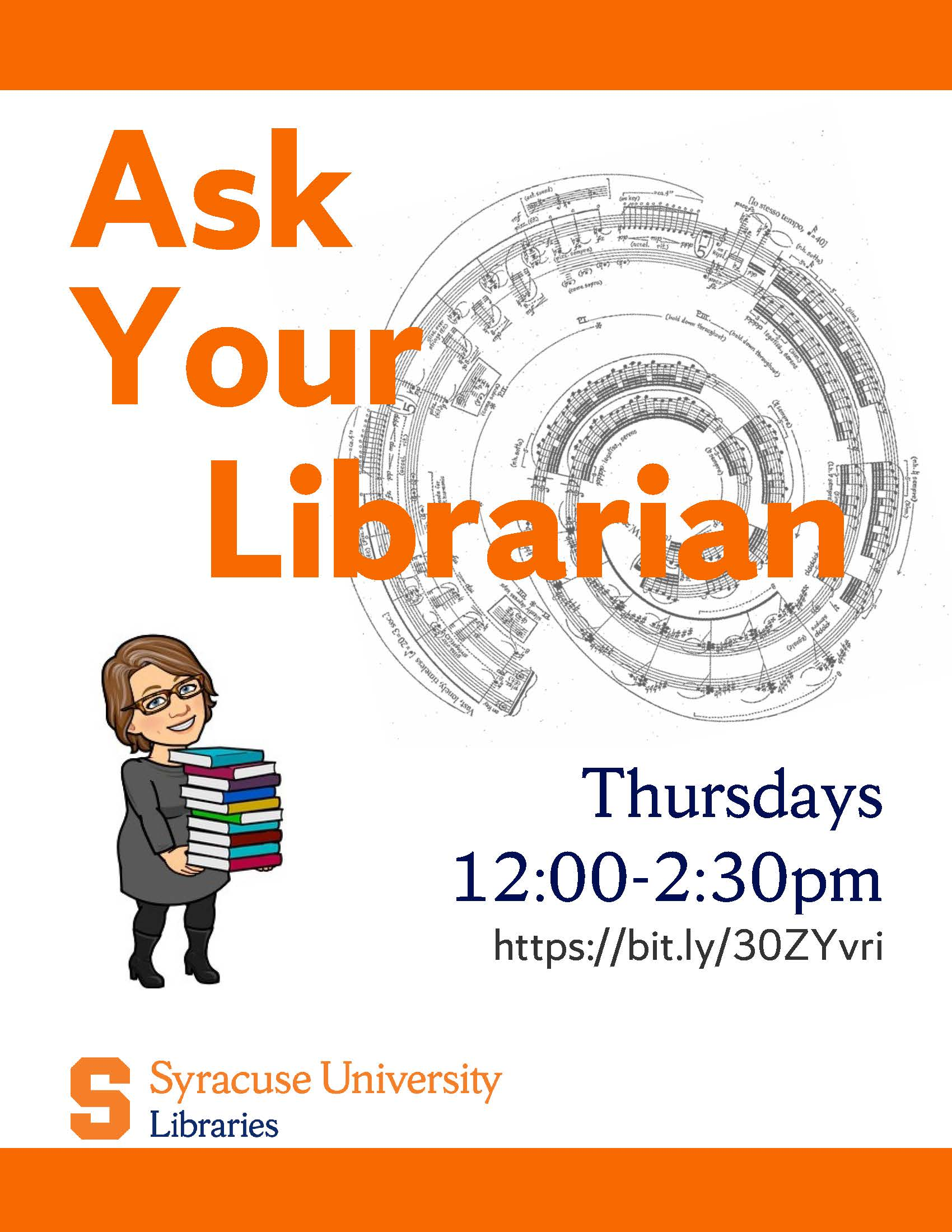 Ask Your Librarian logo