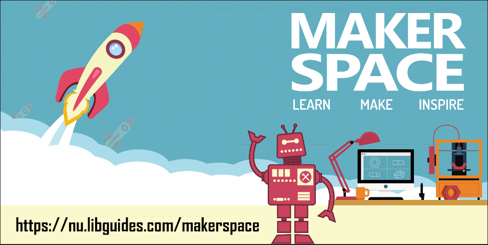 makerspace flyer