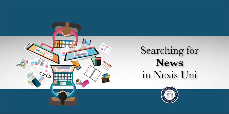 Searching for News in Nexis Uni