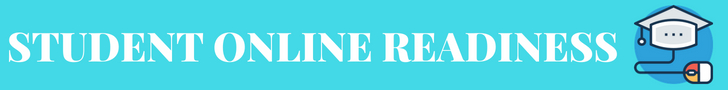 student online readiness banner