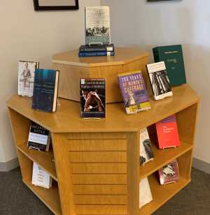 Benedictine Library Constitution Day Display
