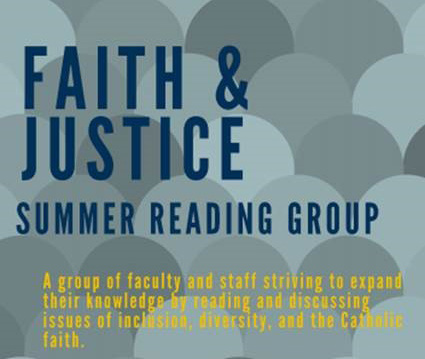 Faith and Justice Summer Reading Group