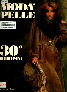 Cover of Moda In Pelle