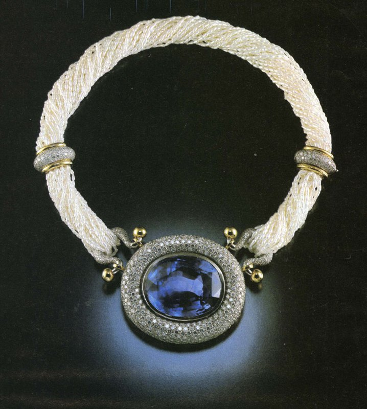 Image of Paloma Picasso necklace