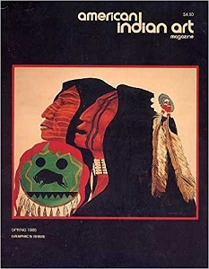 Cover of American Indian Art Magazine