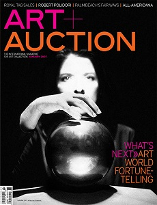 Cover of Art and Auction