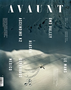 cover of Avaunt magazine