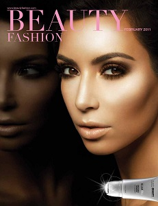cover of Beauty Fashion magazine
