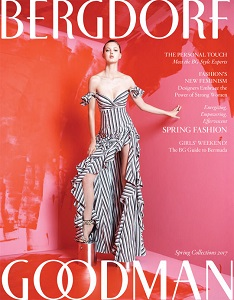 Cover of Bergdorf Goodman Catalog