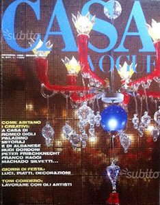 Cover of Casa Vogue