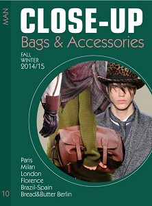 Cover of Close-up: Bags & Accessories: Man
