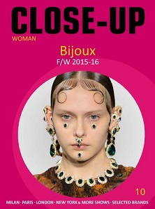 Cover of Close-Up: Bijoux: Woman