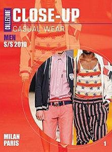 Cover of Close-up: Casual Wear: Men