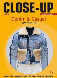 Cover of Close-Up: Denim & Casual: Man
