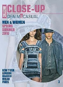 Cover of Close-Up: Denim & Casual: Men & Women