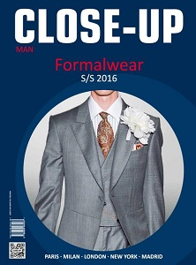 Cover of Close-Up: Formalwear: Men