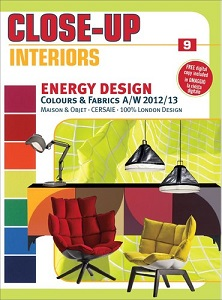 Cover of Close-Up: Interiors