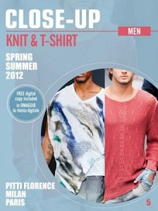 Cover of Close-up: Knit & T-Shirt: Men