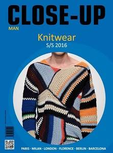 Cover of Close-Up: Knitwear: Man