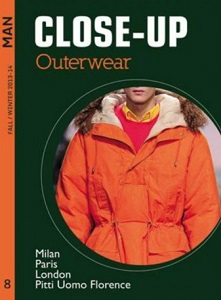 Cover of Close-Up: Outerwear: Man
