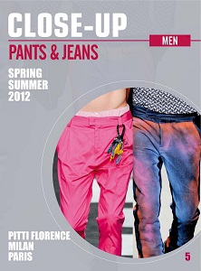 Cover of Close-Up: Pants & Jeans: Men