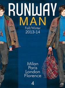 Cover of Close-Up: Runway: Man