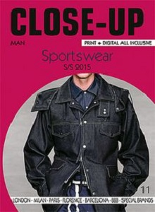 Cover of Close-Up: Sportswear: Man