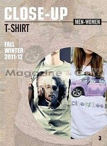 Cover of Close-Up: T-Shirt: Men & Women