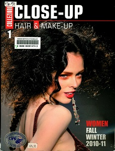 Cover of Close-Up: Haire & Make-Up: Women