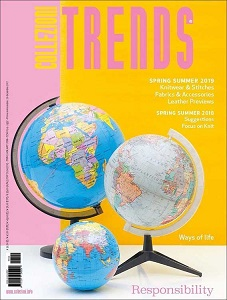cover of Collezioni Trends magazine