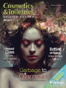 cover of Cosmetics & Toiletries magazine