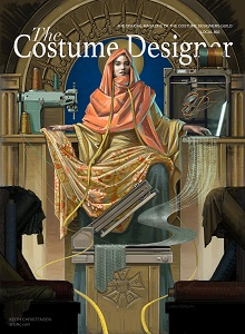 cover of the Costume Designer