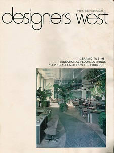 Cover of Designers West