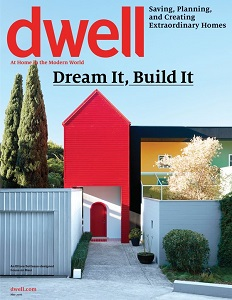cover of Dwell magazine