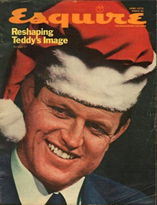 Cover of Esquire Fortnightly