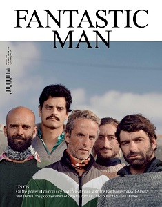 cover of Fantastic Man