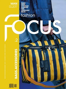 cover of Fashion Focus Bags Accessories Man