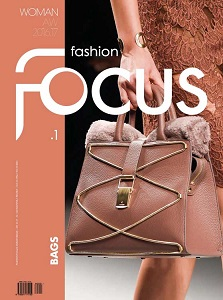 Cover of Fashion Focus: Bags: Woman