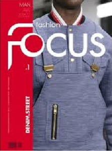 Cover of Fashion Focus: Denim: Street: Man