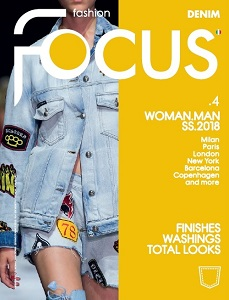 cover of Fashion Focus Denim Woman Man