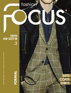 cover of Fashion Focus Formal Man