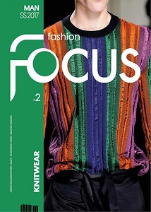 cover of Fashion Focus Knitwear Man