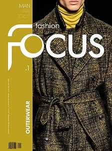 cover of Fashion Focus Outerwear Man