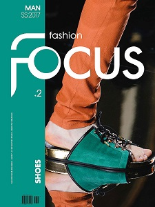 cover of Fashion Focus Shoes Man